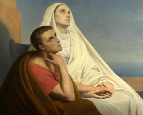 Cuando San Agustín habló de la anorexia